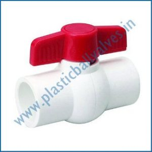 plastic ball valves manufacturer India