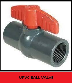 upvc ball valve in india