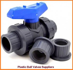 Plastic Ball Valve Suppliers in India